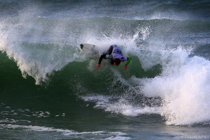 Reubin Pearce Wins Animal Newquay Open 2009
