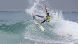 Joel Parkinson still in it at Rip Curl Pro
