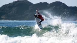 Julian Wilson at the O'Neill CWC Canada