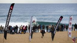 Quiksilver Pro France Called OFF After Three Heats of Round 2