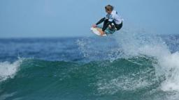 Brent Dorrington at the Ferrolterra Movistar Pantin Classic