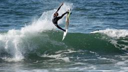 Miguel Pupo at the CWC Santa Cruz, Waddell Creek