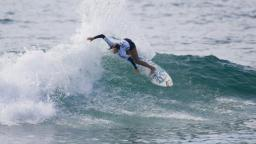 Malia Manuel stands out at Billabong Juniors Narrabeen