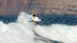 Alain Riou at the Islas Canarias Santa Pro