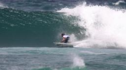 Blake Myers at the QS ISA Piha