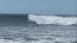 Surfing the south of Fuerte
