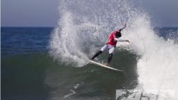Michel Bourez Billabong Pro J-Bay