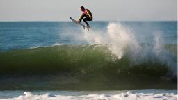 Jordy Smith Airborne