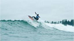 Peter Devries at the O'Neill CWC Canada