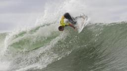 Drew Courtney Competes at Rip Curl Pro Search Lagido