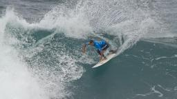 Julian Wilson at the Margaret River Drug Aware Pro 2013