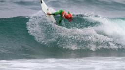 Marlon Lipke at the San Miguel Pro Zarautz