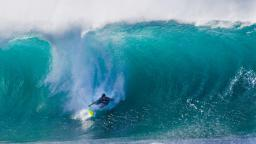 Bruce Irons Pipeline Drop