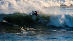 Kieran Horn at O'Neill Cold Water Classic California