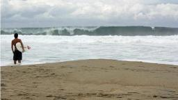 Lay Day at the Quiksilver Pro Puerto Escondido