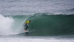 Owen Wright at Belgas in the Rip Curl Pro Search