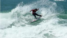 Sarah Mason wins Swatch Girls Pro Junior France