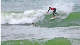Courtney Conlogue  at the Swatch Girls Pro