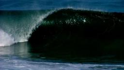 Nicely Breaking Wave