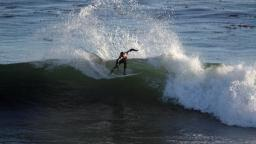 New Swell Delivers on Opening Day of O'Neill Cold Water Classic California