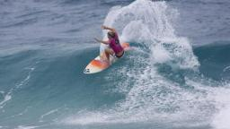 Coco Ho at Snapper Rocks