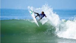 Josh Kerr  at Huntington Beach Pier