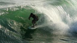 Huntington Beach June Barrel