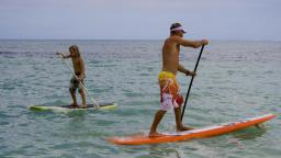 SUP-Surfing Fuerteventura/Surfcamp Rapa Nui Surfschool & Camps