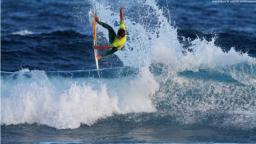 Julian Wilson at La Santa Left
