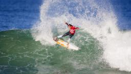 Taj Burrow at the 2010 Billabong Pro Jeffreys Bay