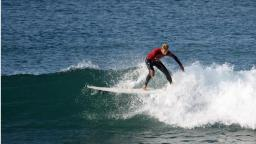 Three-time ASP World Longboard Champion Colin McPhillips