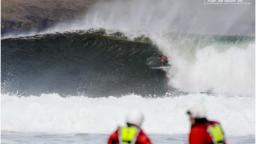 Joan Duru Barreled at Thurso