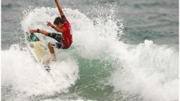 Cloarec Nelson at the Islas Canarias Santa Pro Junior 2010