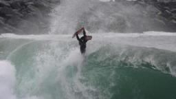 Sponger at The Wedge