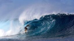 Martinez at Teahupoo