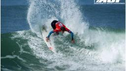 Alain Riou Competing at the Protest Vendee Pro