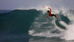 Surfing at K59 in El Salvador : Surf Spot Map Location and