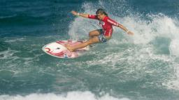 Pauline Ado - reigning ASP World Junior Champion
