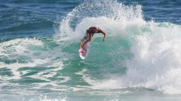 Chelsea Hedges at Roxy Pro Snapper Rocks