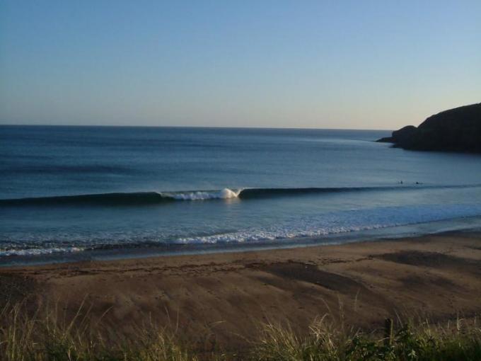 Praa Sands : Surfing Pictures