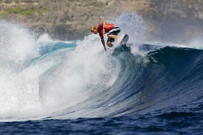Fanning - Current ASP World No. 1