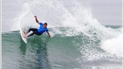 Hurley Pro at Trestles Steams Through Remaining Round 2 Heats