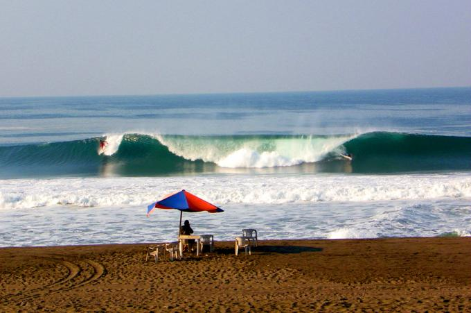 Surfing in Mexico A guide to the waves in each region of Mexico – Map of West Coast Mexico