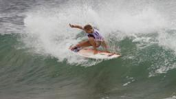 Laura Enever at Roxy Pro Gold Coast