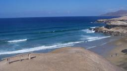 Beach, La Pared