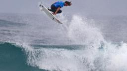 Matt Wilkinson at the Rip Curl Pro