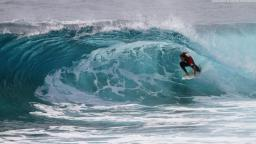 Lacomare Wins Maiden ASP European Title During Islas Canarias Ocean & Earth Pro