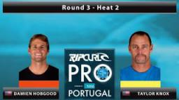 Round 3 - Heat 2: Hobgood vs. Knox