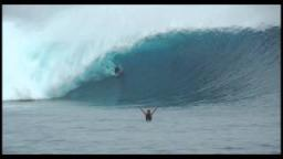Reef McIntosh at Cloudbreak - Ride of the Year Entry - Billabong XXL Big Wave Awards 2013