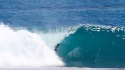 Mitch Coleborn At Desert Point Indonesia Jun 9th 2016 Surfing Video